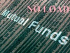 No Load Mutual Fund Companies